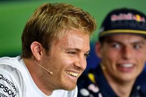 Formuła 1 - Nico Rosberg przedłużył kontrakt