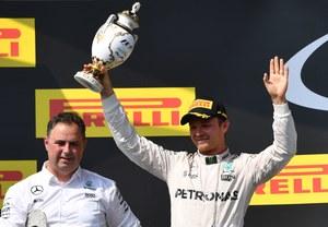 Formuła 1 - Rosberg odzyska pozycję lidera?
