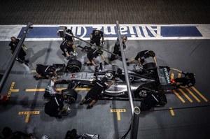 Formuła 1 - tankowanie podczas wyścigu? Wykluczone!