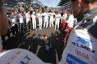 Formuła 1: Trzeba cudu do wyzdrowienia  Bianchiego
