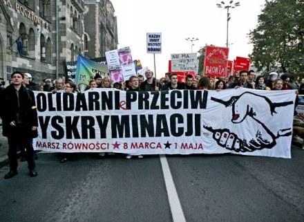 Fot. archiwum tutej.pl (zdjęcia pochodzą z trzech ostatnich marszy) /Tutej.pl