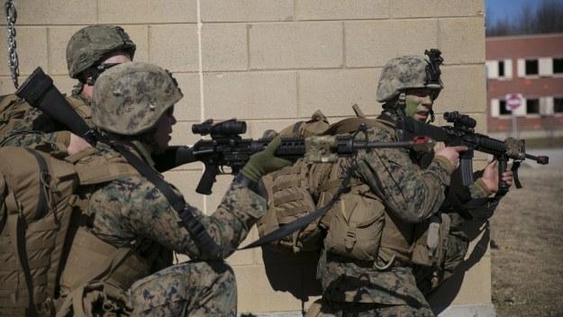 Fot. Cpl. Ian Leones/marines.mil /materiały prasowe