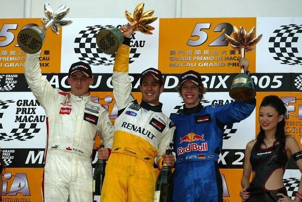 Fot: GP Macau / Kliknij /INTERIA.PL