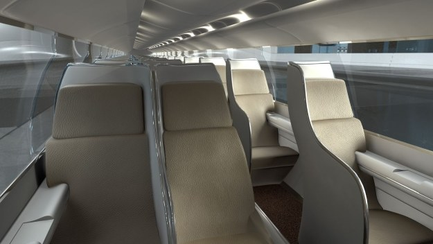Fot. Hyperloop Transportation Technologies /materiały prasowe