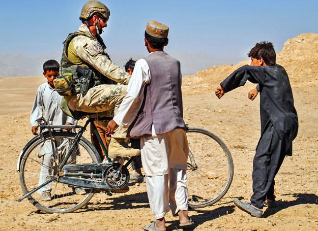 Fot. Marcin Ogdowski, zAfganistanu.pl /INTERIA.PL