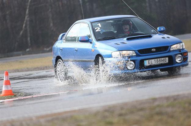 Fot. Patryk Ptak/Szkoła Jazdy Subaru /