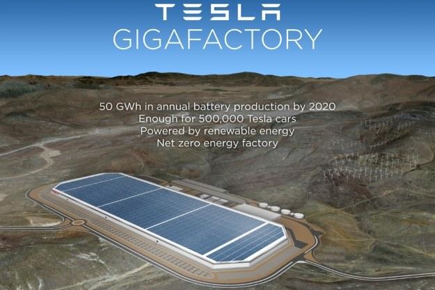 Fot. Tesla /materiały prasowe