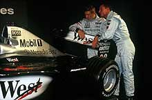 fot. West-McLaren-Mercedes /INTERIA.PL