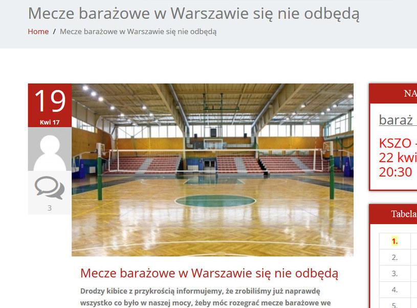 fot. wisla-warszawa.pl /