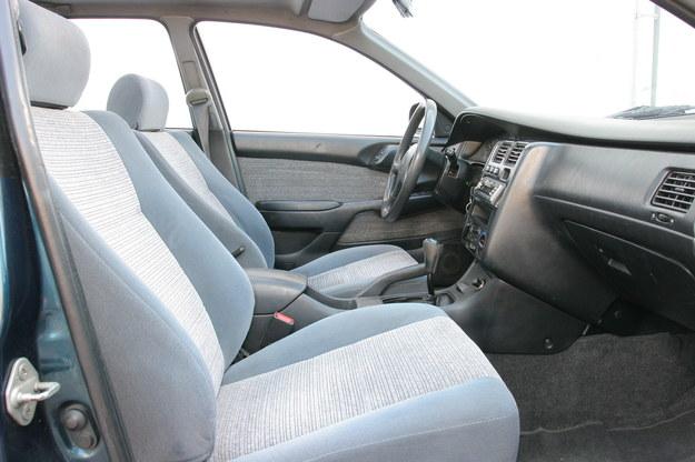 fotele przednie /Motor
