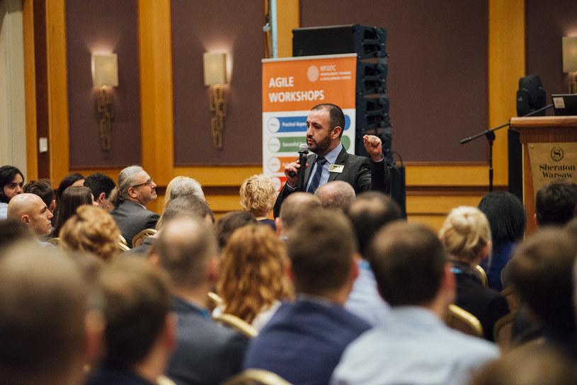 Fotografia z poprzedniej edycji Międzynarodowego Kongresu PMI Poland Chapter /materiały prasowe