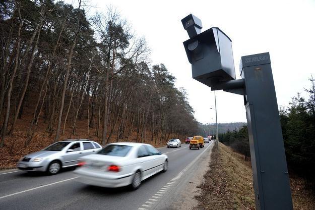 Fotoradary działają bez podstawy prawnej / Fot: Wojciech Stróżyk /Reporter