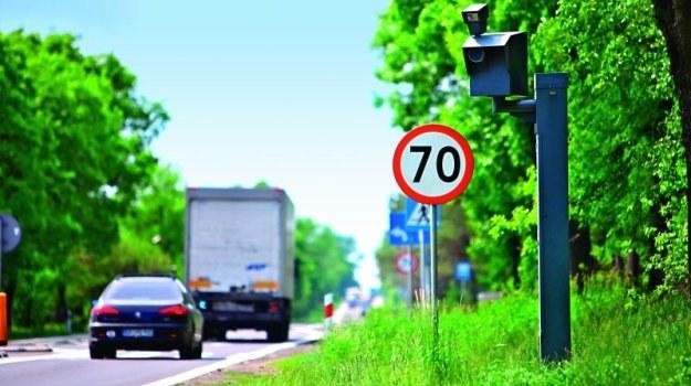Fotoradary są obecnie używane przez Inspekcję Transportu Drogowego i strażników miejskich. /Motor