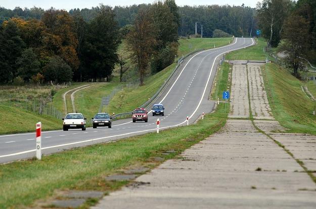"""Fragment """"Berlinki"""" położny na terytorium Polski / Fot: Wojciech Stróżyk /Reporter"""