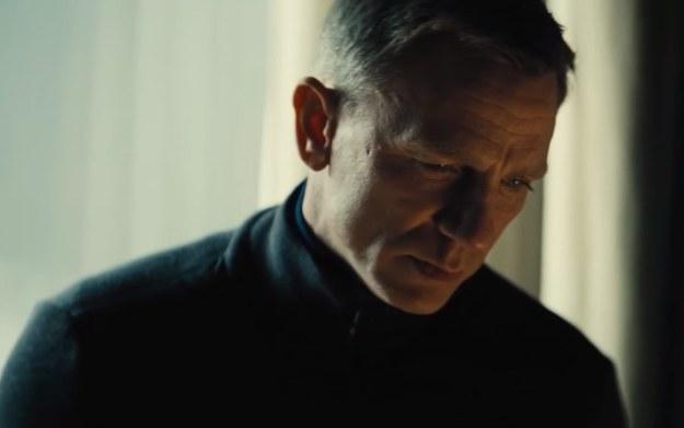 """Fragment filmu """"Spectre"""". Źródło: Kanał - James Bond 007 w serwisie youtube.com James Bond /materiały prasowe"""