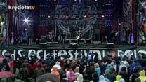 Fragment koncertu Ceti na 22 Przystanku Woodstock