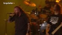 Fragment koncertu Decapitated podczas 22 Przystanku Woodstock