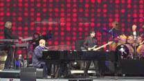 Fragment koncertu Eltona Johna