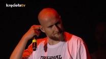 Fragment koncertu Grubsona podczas Przysanku Woodstock