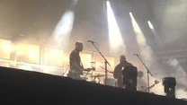 Fragment koncertu Pixies podczas Orange Warsaw Festival 2014