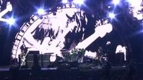 Fragment koncertu Red Hot Chili Peppers na Open'er Festival 2016