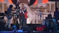 Fragment koncertu Róisín Murphy podczas Kraków Live Festival