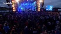 Fragment koncertu zespołu Łzy na 22 Przystanku Woodstock