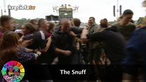 Fragment koncertu zespołu The Snuff na 22 Przystanku Woodstock