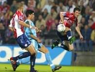 Fragment meczu Lille - Marsylia (3:0)
