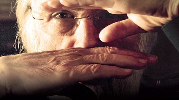 "Fragment plakatu z filmu ""Michael Haneke. Zawód: reżyser"" /materiały dystrybutora"