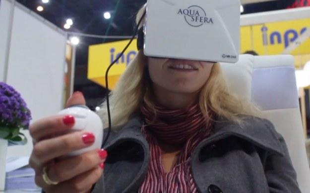 Fragment prezentacji firmy VR One zamieszczonej w serwisie YouTube.com /materiały prasowe