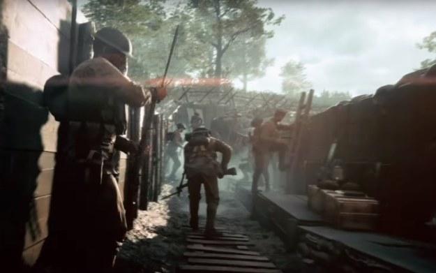 Fragment trailera gry Battlefield 1 /materiały prasowe