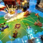 Fragmenty gameplayu w nowym zwiastunie Micro Machines World Series