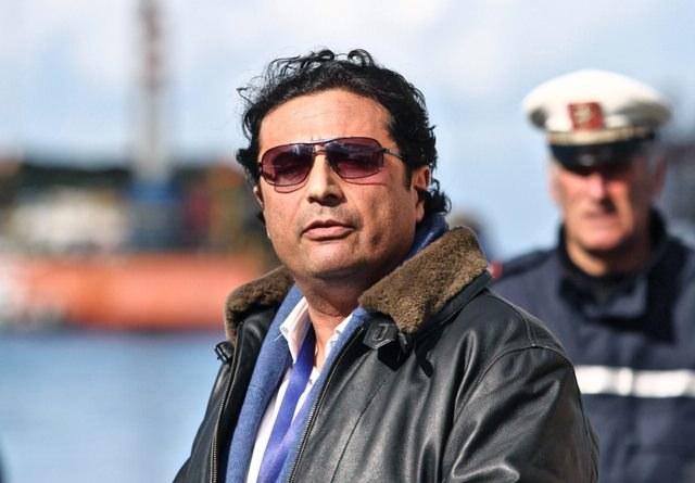 Francesco Schettino /MAURIZIO DEGL'INNOCENTI /PAP/EPA