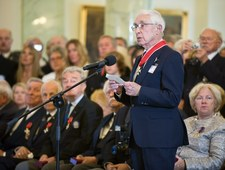 Franciszek Kornicki wśród najwybitniejszych pilotów RAF