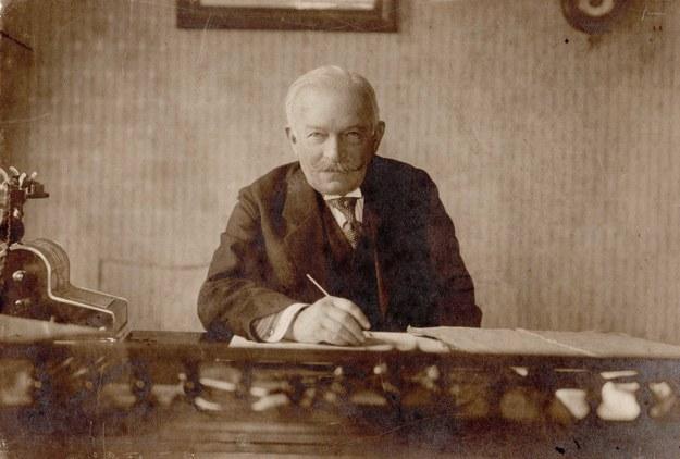 Franciszek Maryewski – Fotografia ostatniego burmistrza Podgórza Franciszka Maryewskiego z 1914 roku. Fot. pochodzi ze zbiorów rodziny Maryewskich, DHP/ZC/IV/2 /INTERIA.PL