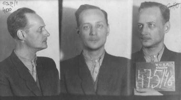Franciszek Niepokólczycki. Zdjęcie sygnalityczne /IPN