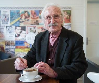 Franciszek Pieczka z Nagrodą Specjalną MKiDN