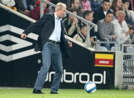 Franciszek Smuda, fot: /Agencja Przegląd Sportowy