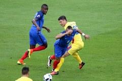 Francja kontra Rumunia. Pierwszy mecz Euro 2016 w obiektywie