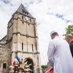 Francja: Uroczystości pogrzebowe księdza Hamela