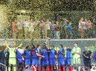 Francja - Włochy 4-0 w finale ME do lat 19