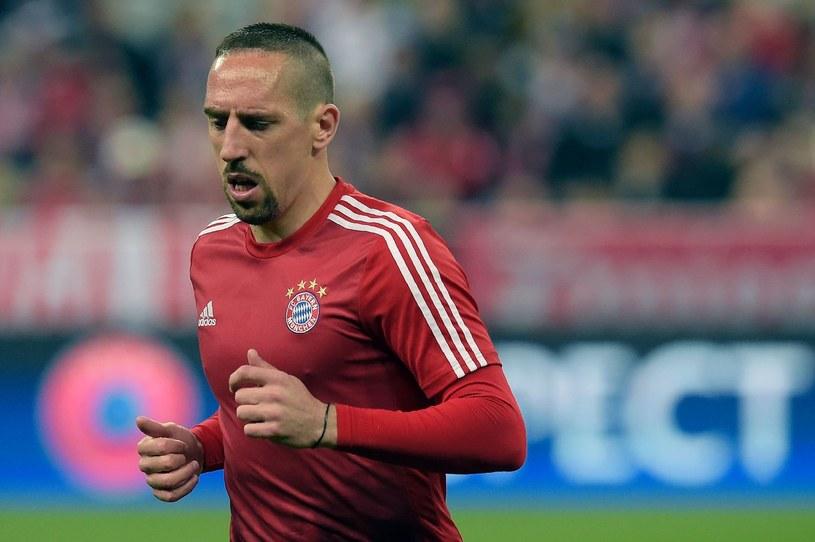 Franck Ribery /TOBIAS SCHWARZ /