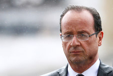 """Francois """"4 procent"""" Hollande"""