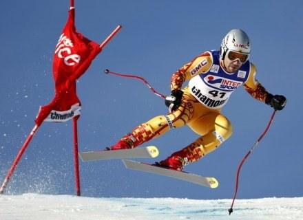 Francois Bourque może spisać sezon na straty /AFP
