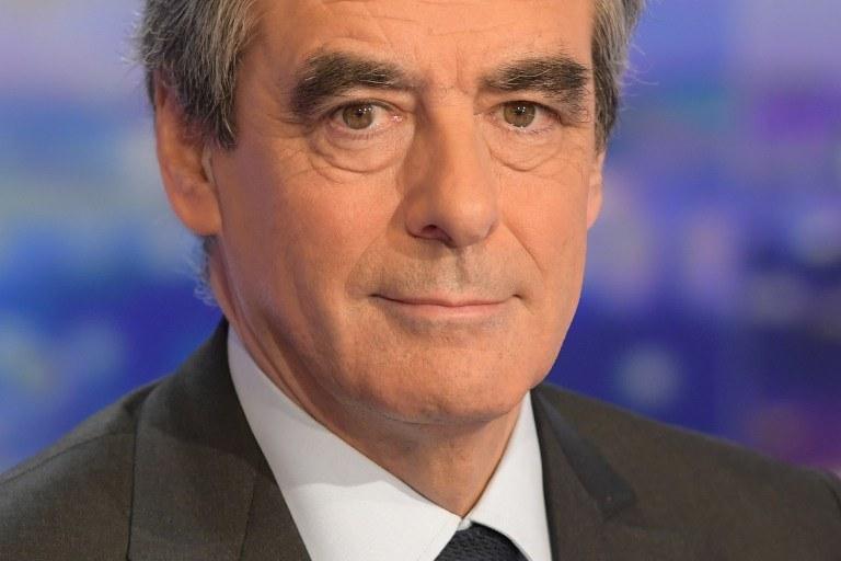 Francois Fillon /AFP