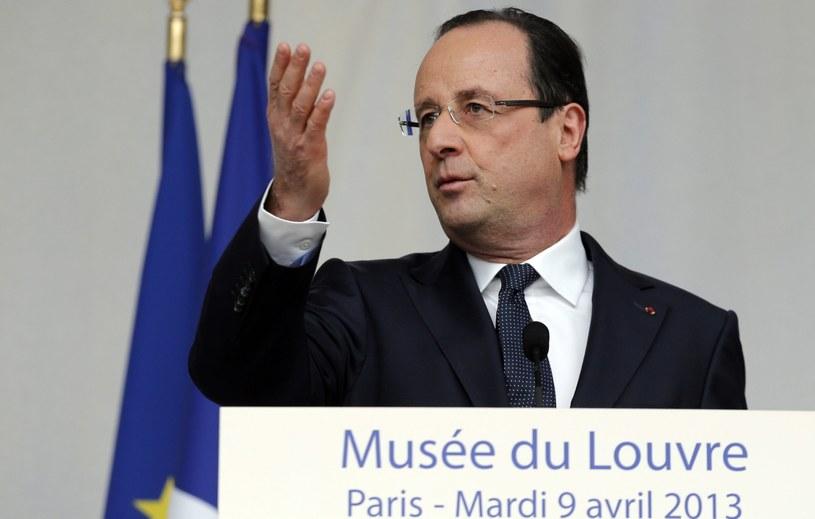 Francois Hollande /AFP
