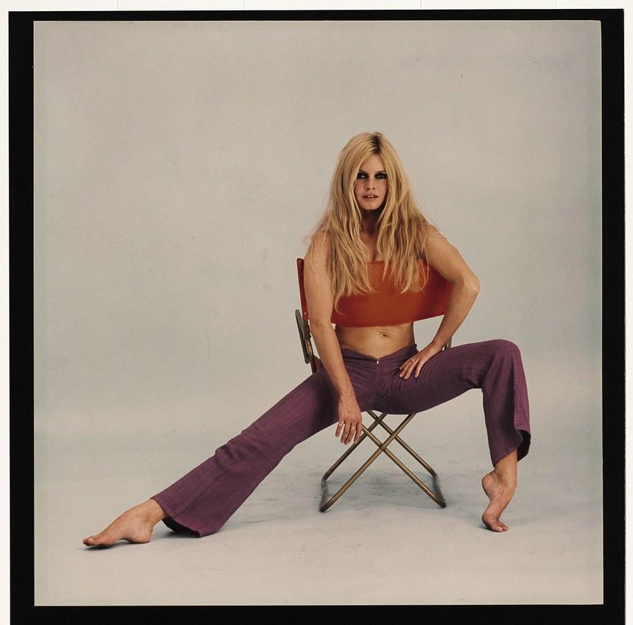 Francuska aktorka Brigitte Bardot, słynna piękność blond i symbol seksapilu, kończy 80 lat /CHRISTIE'S / HANDOUT    /PAP/EPA
