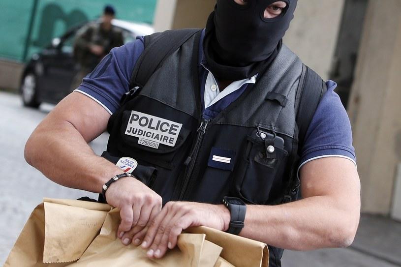 francuska policja (zdj. ilustracyjne) /Associated Press /AP