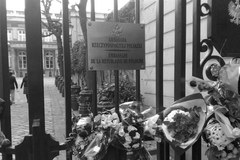 Francuska Polonia żegna prezydenta Kaczyńskiego